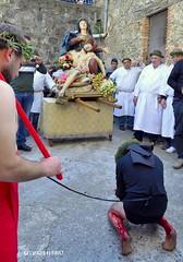 I Vattienti Calabria (Arcieri Saverio) Tags: calabria italy nocera noceraterinese catanzaro cz vattienti tradizioni cultura historia storia maria religion processione