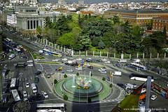 Plaza de Cibeles (luisrguez) Tags: es españa spain madrid wwwrodriguezymoyanofotografoses