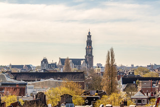 Westerkerk - Amsterdam, The Netherlands