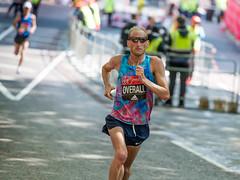 Scott Overall - 1KM To Go (Sean Batten) Tags: londonmarathon london england unitedkingdom gb scottoverall runner run race sport nikon d800 70200