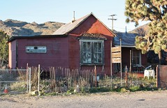 Chloride, Arizona (Craigford) Tags: chloride arizona usa redhouse old house