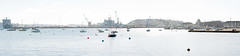 Falmouth (Nifty_Shoes) Tags: falmouth harbour panorama cornwall sea shipping yachts