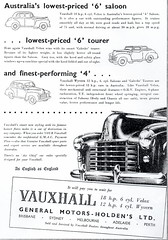 Vauxhall Velox & Wyvern (late 1940s/early 1950s)