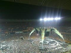 U2 Concert at Soccer City Stadium (Rckr88) Tags: u2 concert soccer city stadium u2concertatsoccercitystadium johannesburg south africa gauteng southafrica jhb jozi soccercity soccerstadium footballstadium stadiums u2concert concerts music musicconcert travel lights light night nights