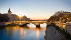 La conciergerie sous le soleil (photo.amateur78) Tags: paris îledefrance france fr laconciergerie sunset coucherdesoleil seine