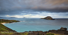 Makapu'u Beach - Rabbit Island View (paulbartle - Shot2frame Photography) Tags: unitedstatesofamerica hawaii ohau makapuubeach makapuulighthouse sunrise windwardside hawaiianislands shot2frame shot2framephotography
