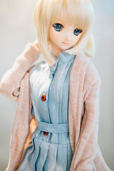 Lily (VeRTeXR) Tags: saberlily saber fatestaynight fate dollfiedream dd ドルフィードリーム ドール volks bjd