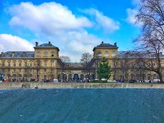 Paris  France   ~  Hôtel-Dieu de Paris  ~ Hospital  ~ Historic Monument