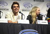 KJ Apa & Lili Reinhart (Gage Skidmore) Tags: kj apa cole sprouse lili reinhart camila mendes ashleigh murray luke perry madchen amick marisol nichols sarah schechter jon goldwater roberto aguirre sacasa riverdale wondercon 2017 anaheim convention center california