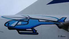 Boeing B747-128 n° 20541/200 ~ F-BPVJ  Musée de l'air et de l'espace (Aero.passion DBC-1) Tags: aeropassion aviation avion aircraft plane dbc1 david biscove bourget 2007 helico helicoptere helicopter boeing b747 ~ fbpvj musée air espace