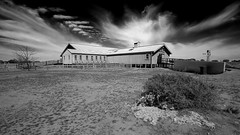 Hay 067 (petetiller) Tags: newsouthwales hayplains bermagui shed carriagehouse shearingshed outbacknewsouthwales outbacknsw hay oldshed
