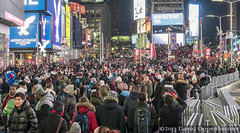 Times Square Crowd of People in New York City (Performance Impressions LLC) Tags: people crowd crowdofpeople packed packedcrowd midtownmanhattan timessquare holidayseason buildings nyc manhattan city newyork unitedstates usa 14737545952