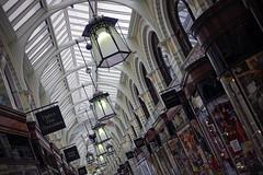 Royal Arcade [97/365 2017] (steven.kemp) Tags: norwich royal arcade shop retail shopping centre skipper colmans mustard jamies italian dutchangle george