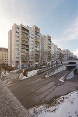 living (flyerkat_L.E.) Tags: building dwell city vienna film analog nikon f80 kodakultramax400 35mm