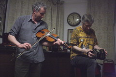 Mat Green & Andy Turner (2017) 01 (KM's Live Music shots) Tags: folkmusic greatbritain englishfolk englishcountrydance matgreenandyturner andyturner matgreen jeffriesconcertina angloconcertina concertina fiddle violin musicaltraditionsclub kingqueen