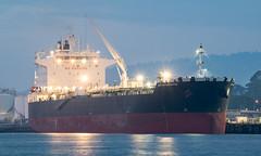 British Navigator (~ydoc~) Tags: shipping ship petrol tanker cargo bp hyundai mippo devonport tasmania australia cpp