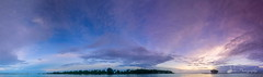 180° Paradise Island Panorama (madi_patub) Tags: panorama panoramic sea seascape sky skyscapes skyline dusk beach beachscape landscape landscapeshot landscapephotography nikon nikond7200 nikonphotography tokina1116 tokina sunset sundown