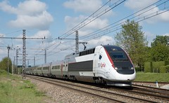 TGV POS 4418 (SylvainBouard) Tags: train railway sncf lyria cff tgv tgvpos