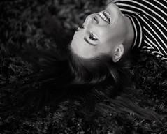 Pernilla Voss (DanielSvensson) Tags: 7dwf portrait woman bw blackwhite sony a7rii canon 85mm 12