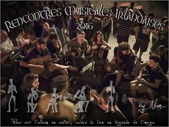 Rencontres Musicales Irlandaises 2016 - Tocane Saint Apre (by Num...Photographie) Tags: bynum bynumphotographie num dreadnum obs obscruw obs©ruw ireland irishmusic tocane fiddle concertina session