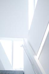 white ii. (jantschatschula) Tags: white minimal minimalism minimalistic stairs stairway 7dwf light shadow less leipzig university germany