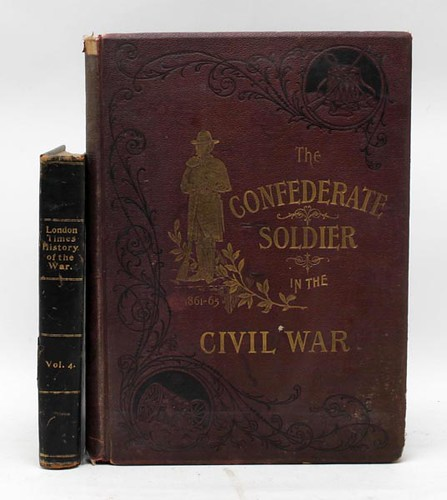 """The Confederate Soldier in the Civil War"" Book ($358.40)"