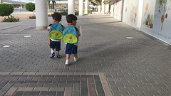 Full Length Boys Childhood Rear View Mid Adult Child Togetherness Day Real People People Outdoors Adult (LeFoox1318) Tags: fulllength boys childhood rearview midadult child togetherness day realpeople people outdoors adult