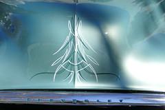 1950 chevrolet pinstripe (bballchico) Tags: 1950 chevrolet belair gnrs2017 carshow pinstripe