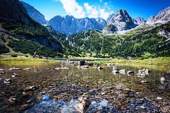 coloré (sinnesblicke) Tags: tirol austria österreich outdoor mountain berg landschaft natur landscape nature wettersteingebirge sonyrx100m3 travel europe hiking seebensee lake
