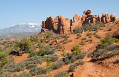 Arches National Park, USA 2011 - 28 (Manfred Lentz) Tags: usa vereinigtestaatenvonamerika utah archesnationalpark nationalpark