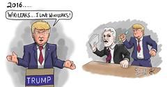 (CARTOON) After recent developments, I felt the need to draw this up. via /r/WikiLeaks http://ift.tt/2ovYvuu http://ift.tt/2pPQkxc (#B4DBUG5) Tags: b4dbug5 shapeshifting 2017says