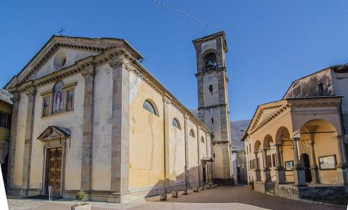 Chiesa di San Giacomo e Andrea by Franco Folini, on Flickr