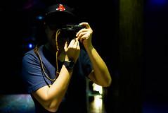 L1002813-Edit.jpg (Luminor) Tags: leica me leather 35mm shadows rangefinder strap luigi m9 selfie