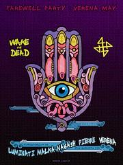 Wake the Dead 4 (humb_lumi) Tags: party punk post goth augusta rua festa 90 gótico purgatorium