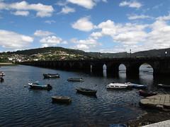 Pontedeume (Rafa Gallegos) Tags: bridge españa puente spain galicia pontedeume acoruña