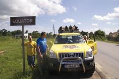 Even more 444 AFR and team on Uganda Equator