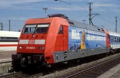 101 020  Dortmund  26.07.01 (w. + h. brutzer) Tags: analog train germany deutschland nikon eisenbahn railway zug trains db 101 locomotive dortmund lokomotive elok eisenbahnen eloks webru