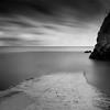 Slipway (Martin Mattocks (mjm383)) Tags: longexposure sky blackandwhite seascape water clouds mono landscapes cornwall horizon slipway canoneos5dmarkii mjm383 martinmattocksphotography