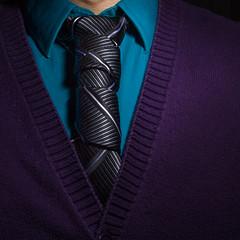 Necktie; Glennie Helical Knot (Hejemoni (@fbauzonx on Instagram)) Tags: key low tie necktie