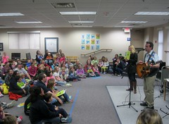 Author Eric Litwin (Owatonna Public Library) Tags: public cat eric library pete childrens author services owatonna litwin