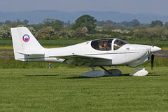 G-OSLD (QSY on-route) Tags: trophy barrett golding sleap egcv gosld 17052014