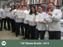 138° Master Brasile del 2 Maggio 2014