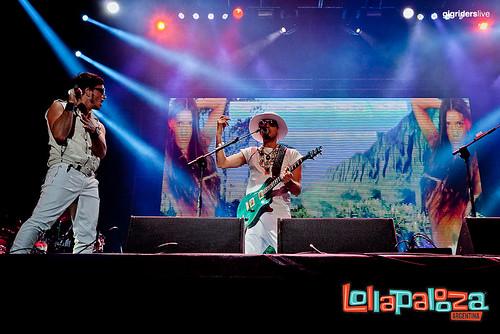 IKV @ Lollapalooza Argentina