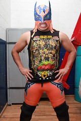 IMG_8520 (Black Terry Jr) Tags: japan crazy blood gate dragon wrestling champion nerds hardcore japon lucha libre sangre dtu ecw czw flamia