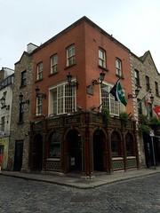 Dublin! (Majesty) Tags: old uk travel ireland dublin irish castle graffiti hostel unitedkingdom bricks trinitycollege guinness cobblestones guiness catacombs stpatricks templebar kegs dublincastle riverliffy kegparty ladyjustice irishlife