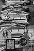 Parking (tom911r7) Tags: sanfrancisco leica blackandwhite bw white signs black san francisco thomas parking brichta tom911r7 thomasbrichta