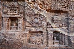 India - Karnataka - Badami Caves - 029 (asienman) Tags: india architecture caves karnataka badami chalukyas vatapi asienmanphotography