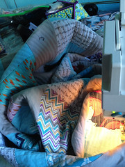 vortex (crafty mathea) Tags: spiral quilt novella valoriwells