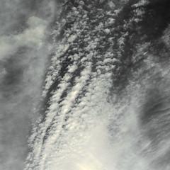 Texture #1 (Tom Williamson1) Tags: sky cloud white black art texture scale monochrome project evening nikon focus fine dramatic plan cloudporn greyscale skyporn d7000