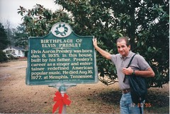 Tupelo MS ~ Birthplace of Elvis Pre